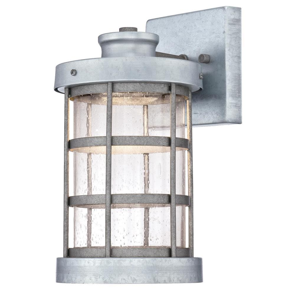 "Westinghouse 6347800 Barkley 1-Light 11-7/8"" Tall Integrated LED Outdoor Wall Sconce"