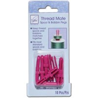 Thread Mates Spool & Bobbin Storage-