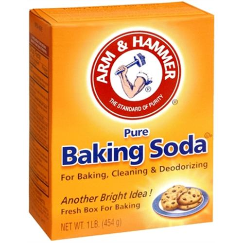 ARM & HAMMER Pure Baking Soda 16 oz (Pack of 6)