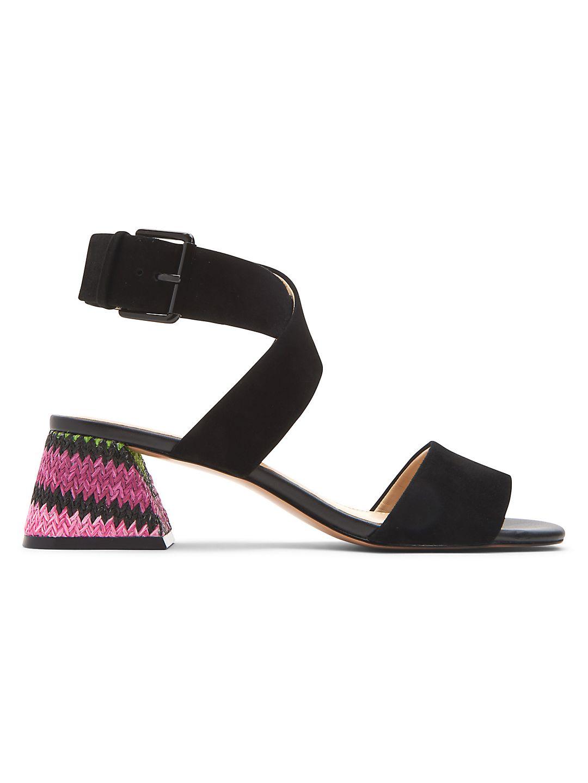 Albee Suede Sandals