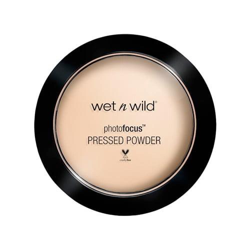 (3 Pack) WET N WILD Photo Focus Pressed Powder - Warm Light