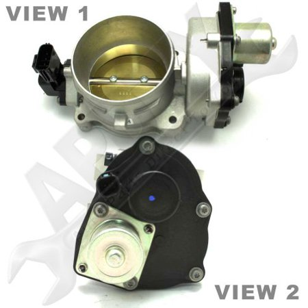 Ford Racing Throttle Body - OE Ford 8L2Z9E926A Throttle Body And Mo