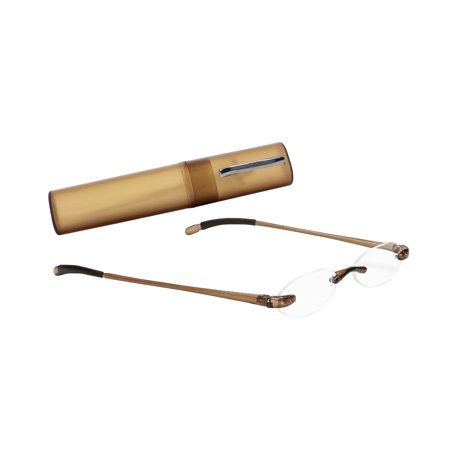 Flexi Lights 5000 Brown (Purple Metal Frame Glasses)