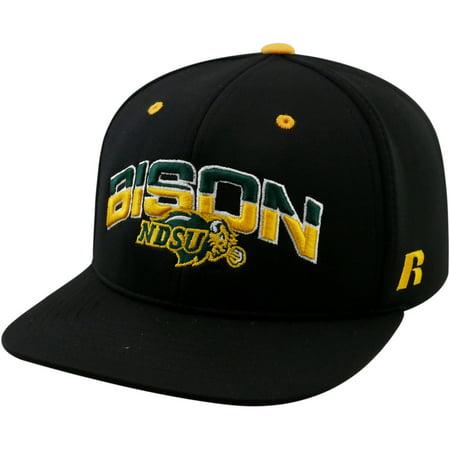 University Of North Dakota State Bison Flatbill Baseball Cap