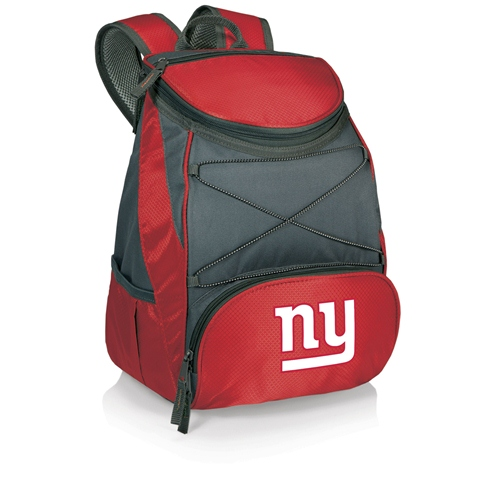NFL Backpack Cooler by Picnic Time - PTX, New York Giants - Red