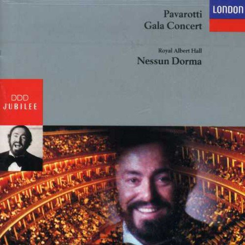 Gala Concert At Royal Albert Hall