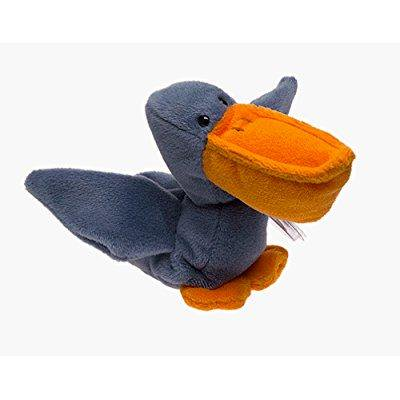 (ty beanie babies - scoop the pelican)