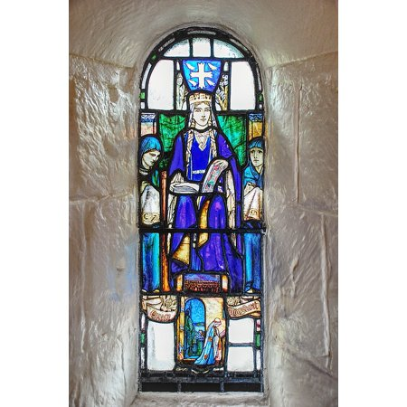 LAMINATED POSTER Scotland Glass Stained Church Scone Palace Window Poster Print 24 x 36