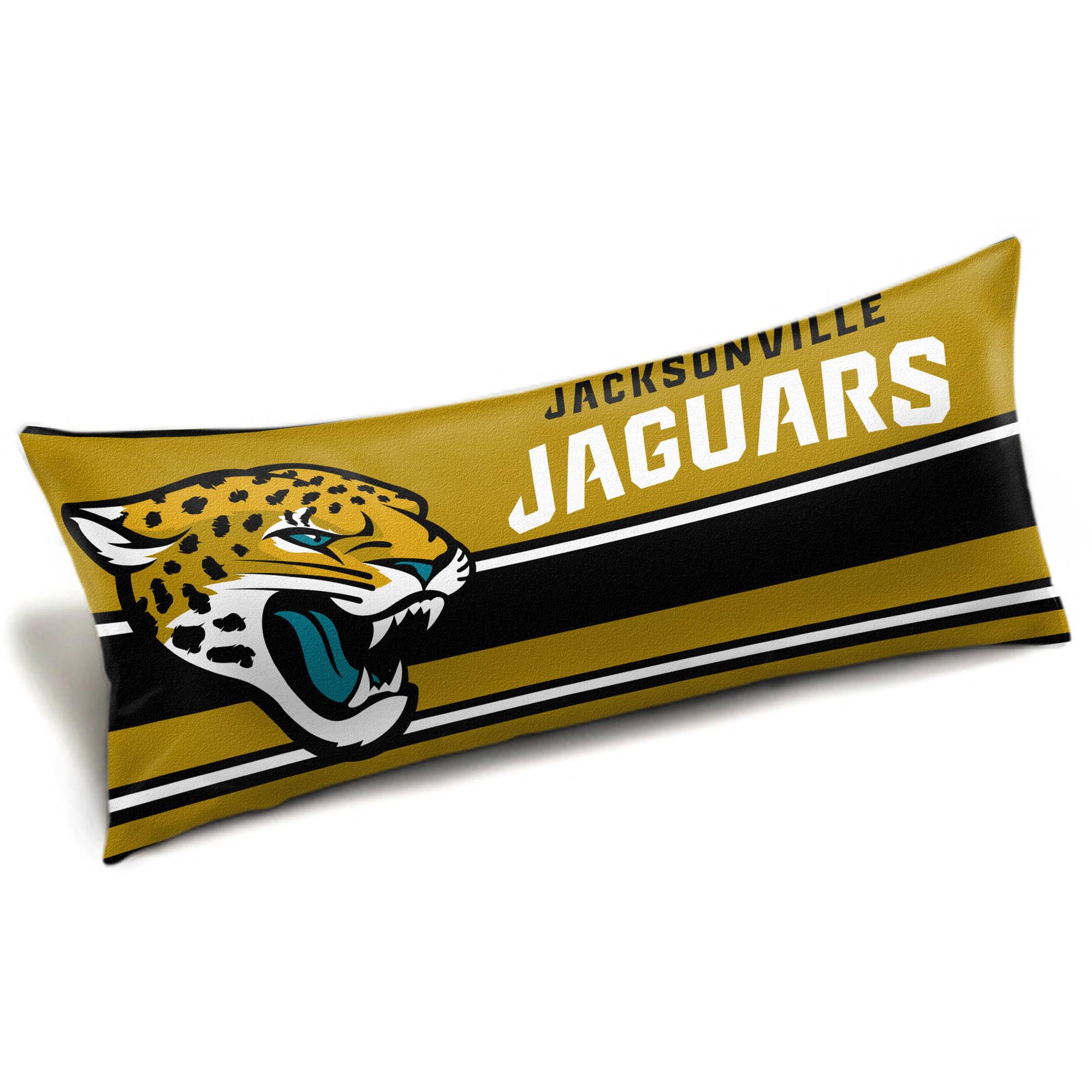 NFL Jacksonville Jaguars Body Pillow