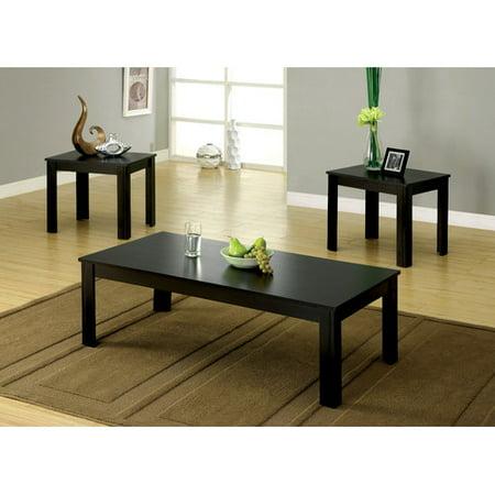 hokku designs torba 3 piece coffee table set. Black Bedroom Furniture Sets. Home Design Ideas