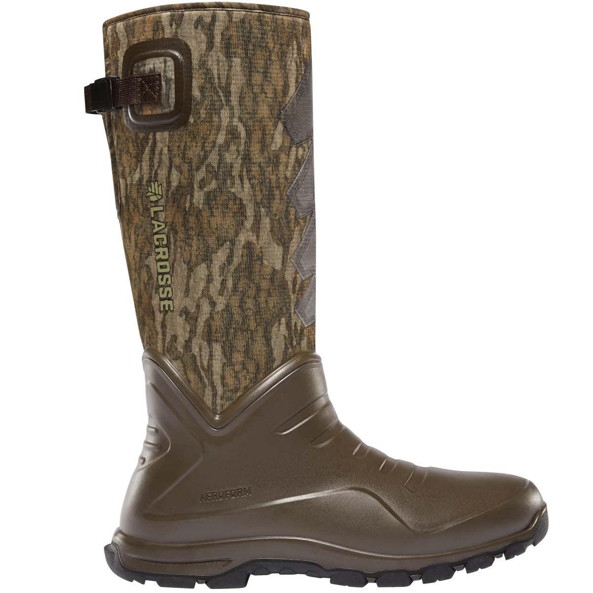 """LaCrosse Aerohead Sport 16"""" Mossy Oak Bottomland 11 by LaCrosse Footwear"""