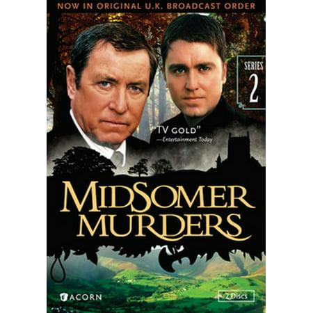 Midsomer Murders: Series 2 (DVD)](Midsomer Murders Halloween)
