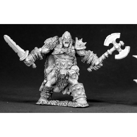 Reaper Miniatures Kord the Destroyer Barbarian 03309 Dark Heaven Unpainted