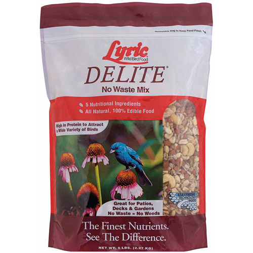 Lyric 5 lb Delite Wild Bird Mix