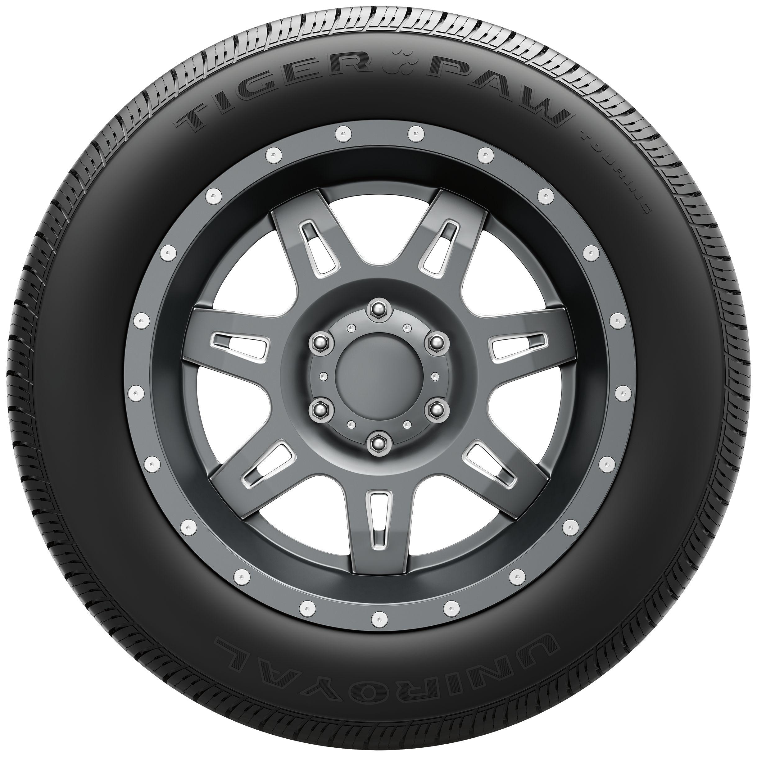 Uniroyal Tiger Paw Touring Highway Tire 225 50r17 94t Walmart Com