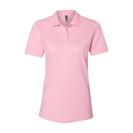 fc9626fa JERZEES - Jerzees Sport Shirts Women's Easy Care Double Mesh Ringspun Pique  Sport Shirt 443W - Walmart.com