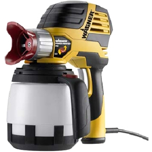 Wagner Spray Power Painter Pro with EZ Tilt - 503.5 mL/min