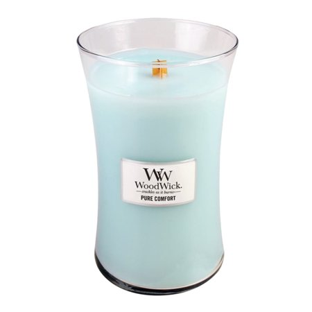 WoodWick Pure Comfort Candle, Large 22 Ounces