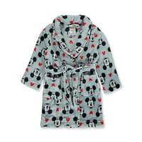 Mickey Mouse Toddler Boys' Fleece Robe