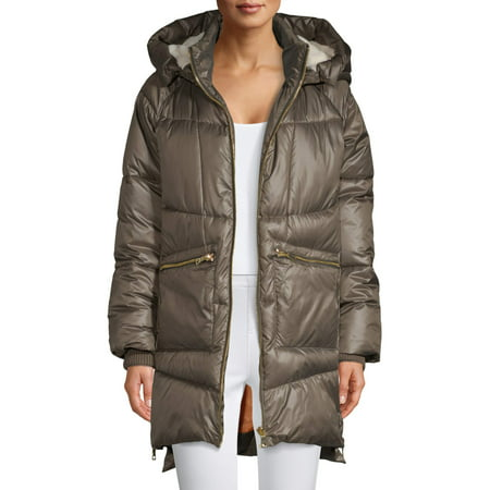 Kendall + Kylie Women's Thickened Down Jacket