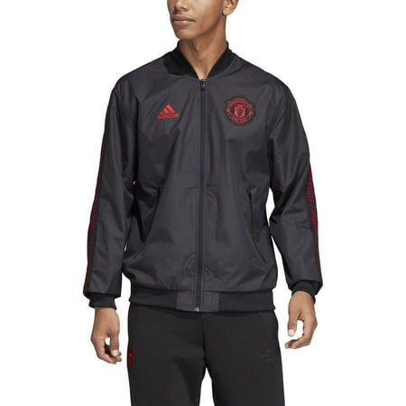 Anthem Soccer Jacket (adidas Men's Manchester United Anthem Jacket |)