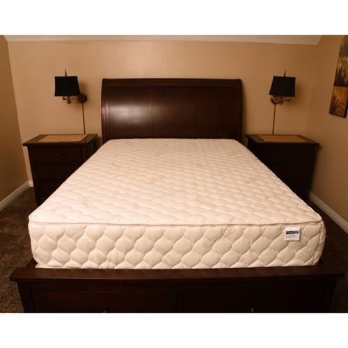 Bio Sleep Concept Amboise 12-inch King-size Adjustable Comfort Latex Mattress - Walmart.com