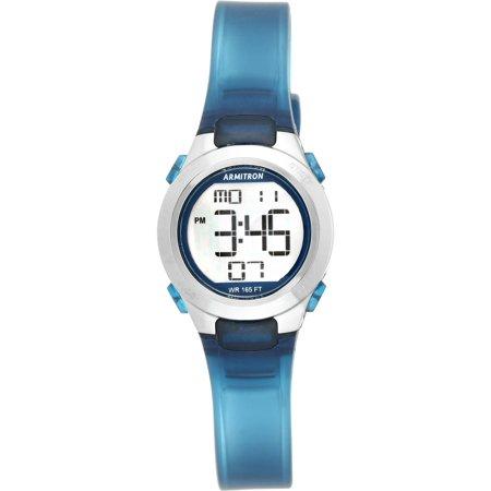 Armitron Diamond Watch - Armitron Round Sport Watch, Navy Blue