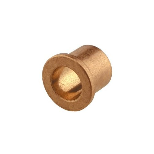 1-1//8 Flange X 3//4 Bronze Flange Bearing 3//4 I.D. X 7//8 O.D.