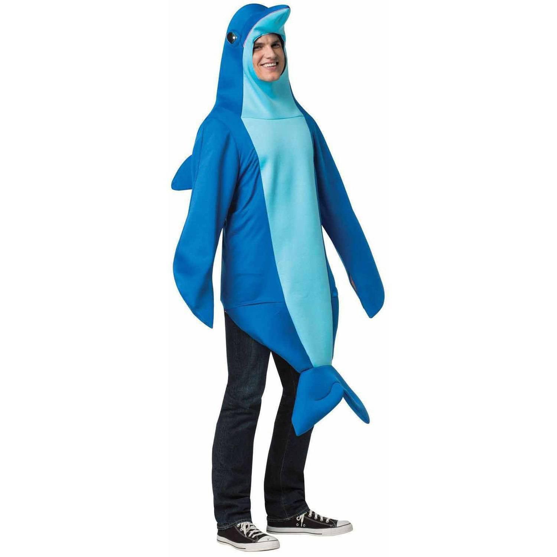 Dolphin Men's Adult Halloween Costume