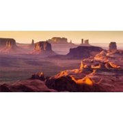 Monument Valley Photo License Plate