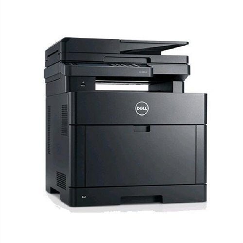 Dell S2825CDN Color Smart Laser Multifunction Printer/Copier/Scanner/Fax Machine