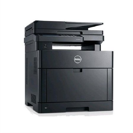 Dell S2825CDN Color Smart Laser Multifunction Printer/Copier/Scanner/Fax Machine