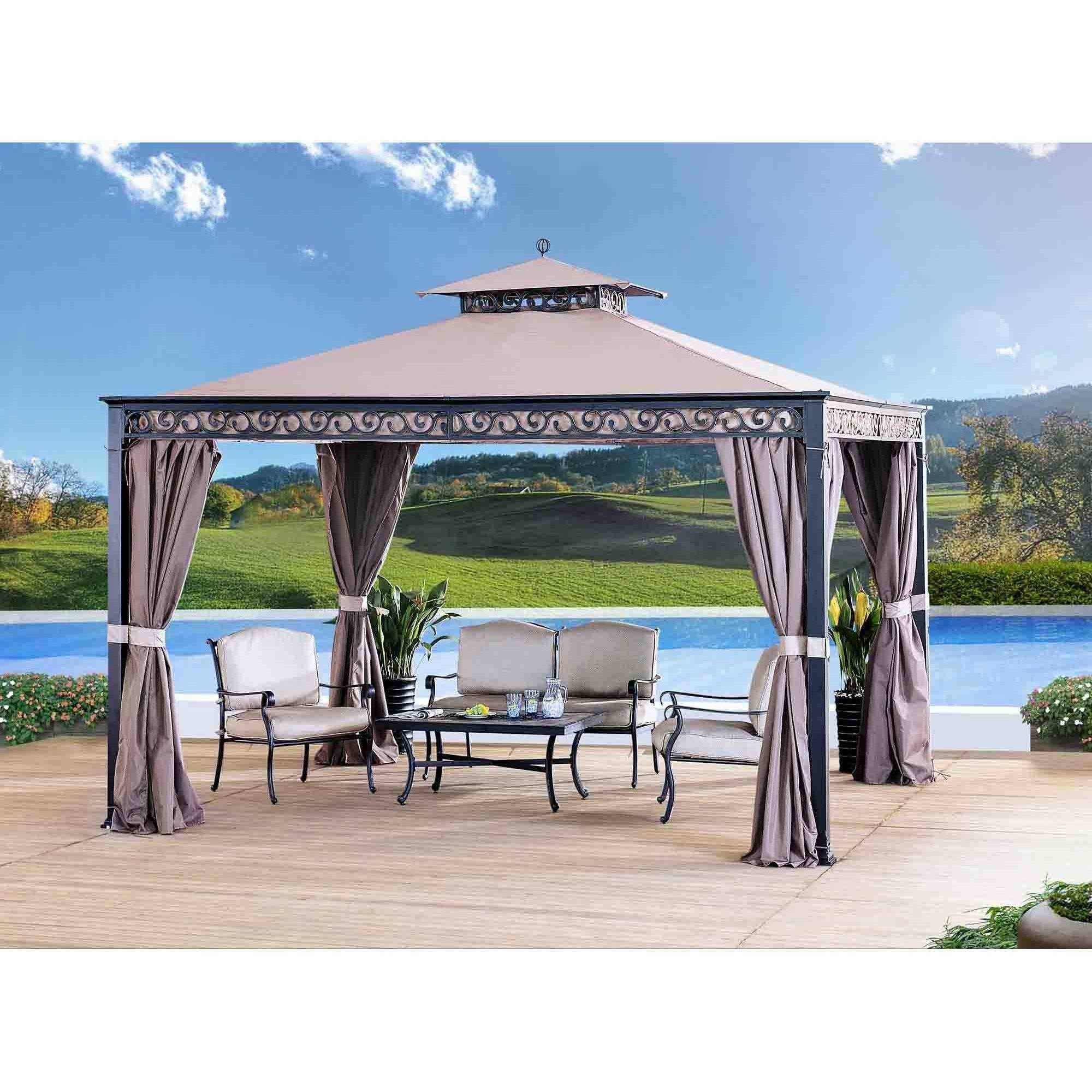 Sunjoy 110101017 Tula Gazebo by SunNest Services LLC