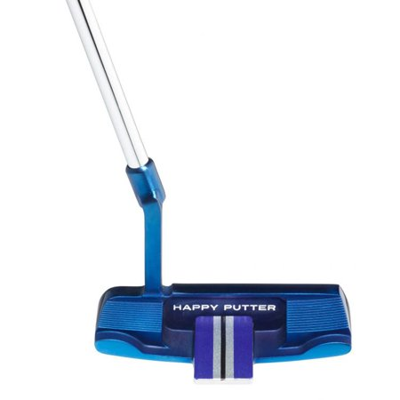 Heavy Putter Midweight Series - 2017 Happy Putter Blade 36 Inch Eye Align Series Adjustable Putter W/Head Cover