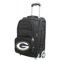 """Green Bay Packers 21"""" Rolling Carry-On Suitcase - No Size"""