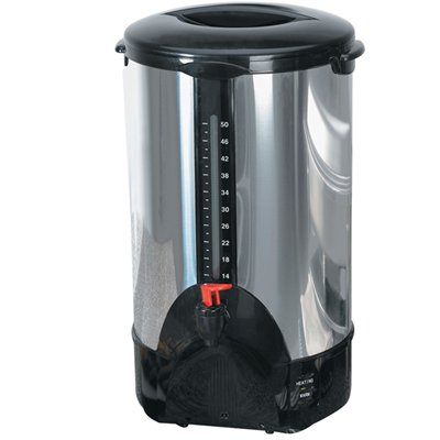 50 Cup Coffee Maker by Continental Electric, LLC
