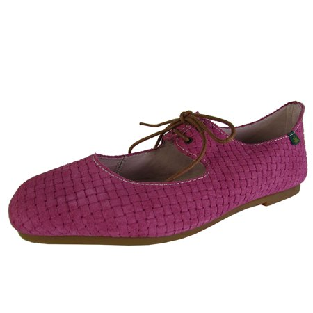 El Naturalista Womens N960 Croche Mary Jane Shoe