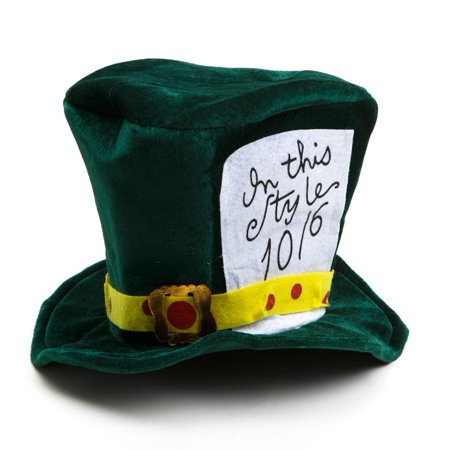 Mad Hatter Hat (Mad Hatter Price Tag)