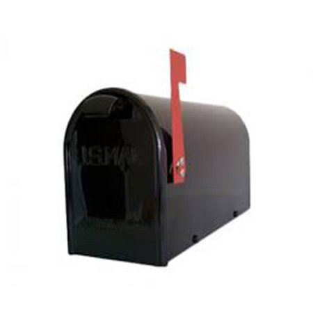 GDM Mailbox Post Mounted Newport Mailbox -