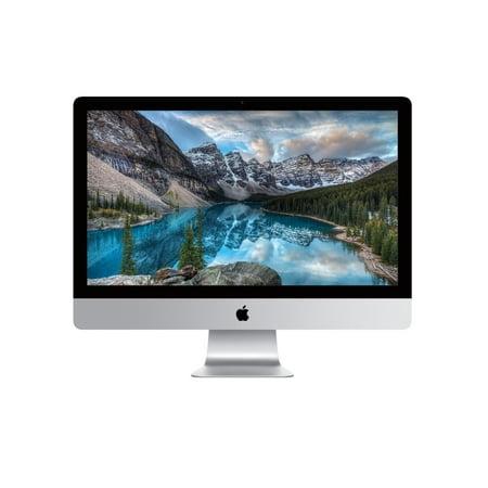 """Apple iMac MC784LL/A 27"""" Intel Core i7-870 X4 2.93GHz 8GB 1TB, Silver (Certified Refurbished)"""