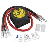 QuadBoss ATV UTV SXS Battery Isolator Kit 608822