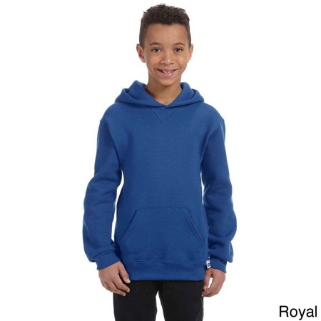 675ffc0a3ebb80 Russell Athletic - Russell Athletic Russel Youth Dri-Power Fleece Pullover  Hoodie - Walmart.com