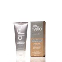 Toothpaste: Hello Extra Whitening