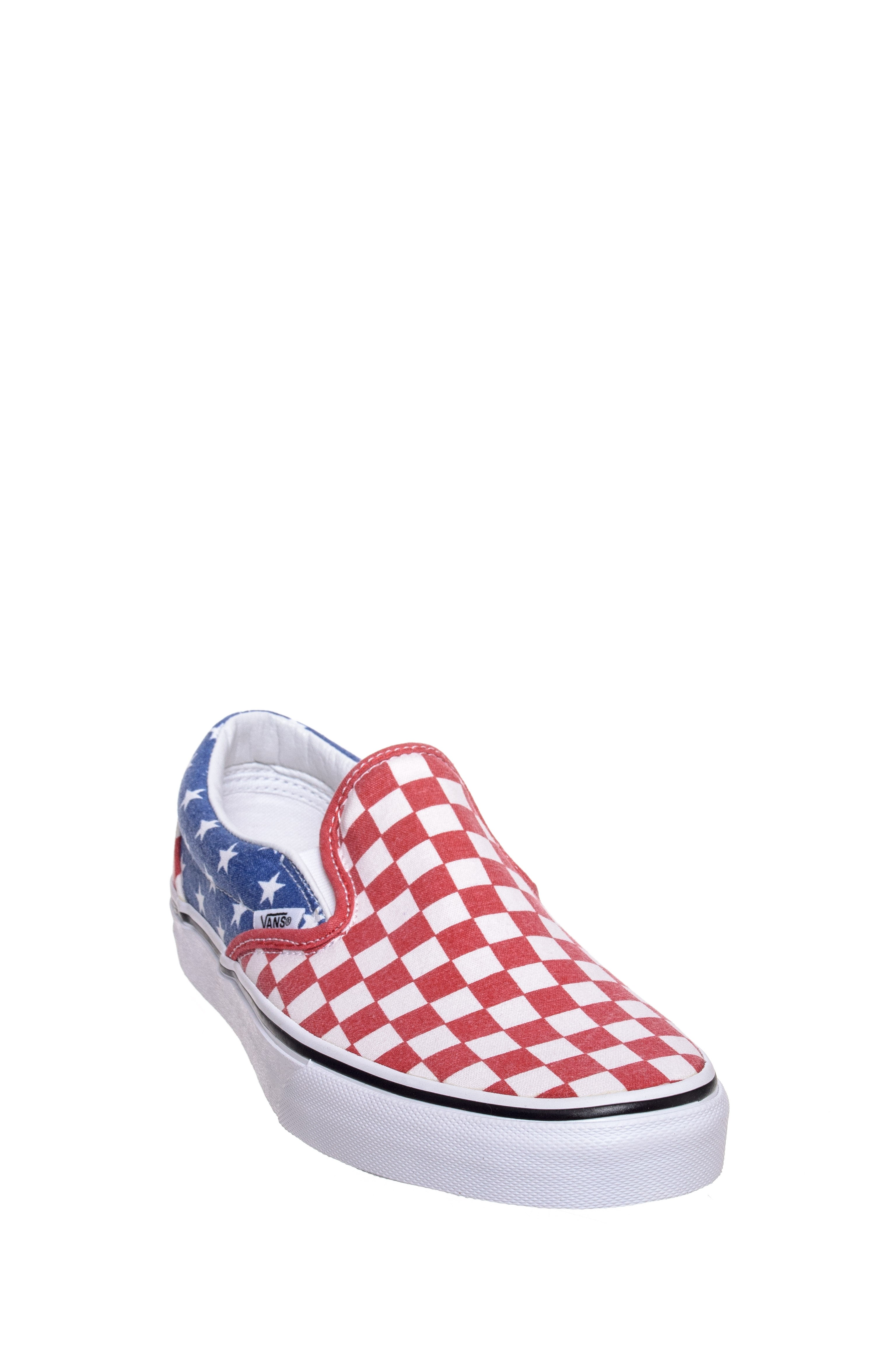 Vans Vans Men's Classic Slip On Van Doren Stars Stripes