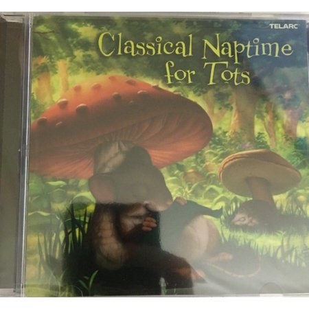 Classical Vintage Amps - Various Artists-Classical Naptime for Tots(CD 2008)RARE VINTAGE-SHIPS N 24 HOURS