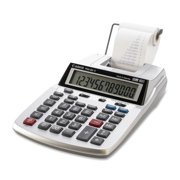 Canon, CNMP23DHV, P23DHV Portable Printing Calculator, 1 Each, Gray