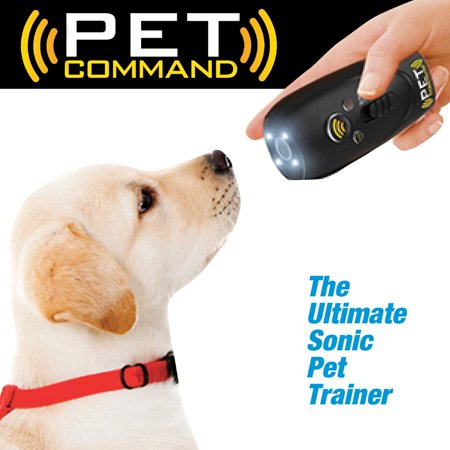 Cat Training (Pet Command Dog & Cat Obedience Training Device with Flashlight)