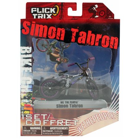 Simon Tabron Bike Check  Wethepeople  By Flick Trix Ship From Us