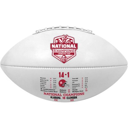 Baden Sports 5212509674 Alabama Crimson Tide Football   2016 College Football Playoff National Champion  44  Full Size