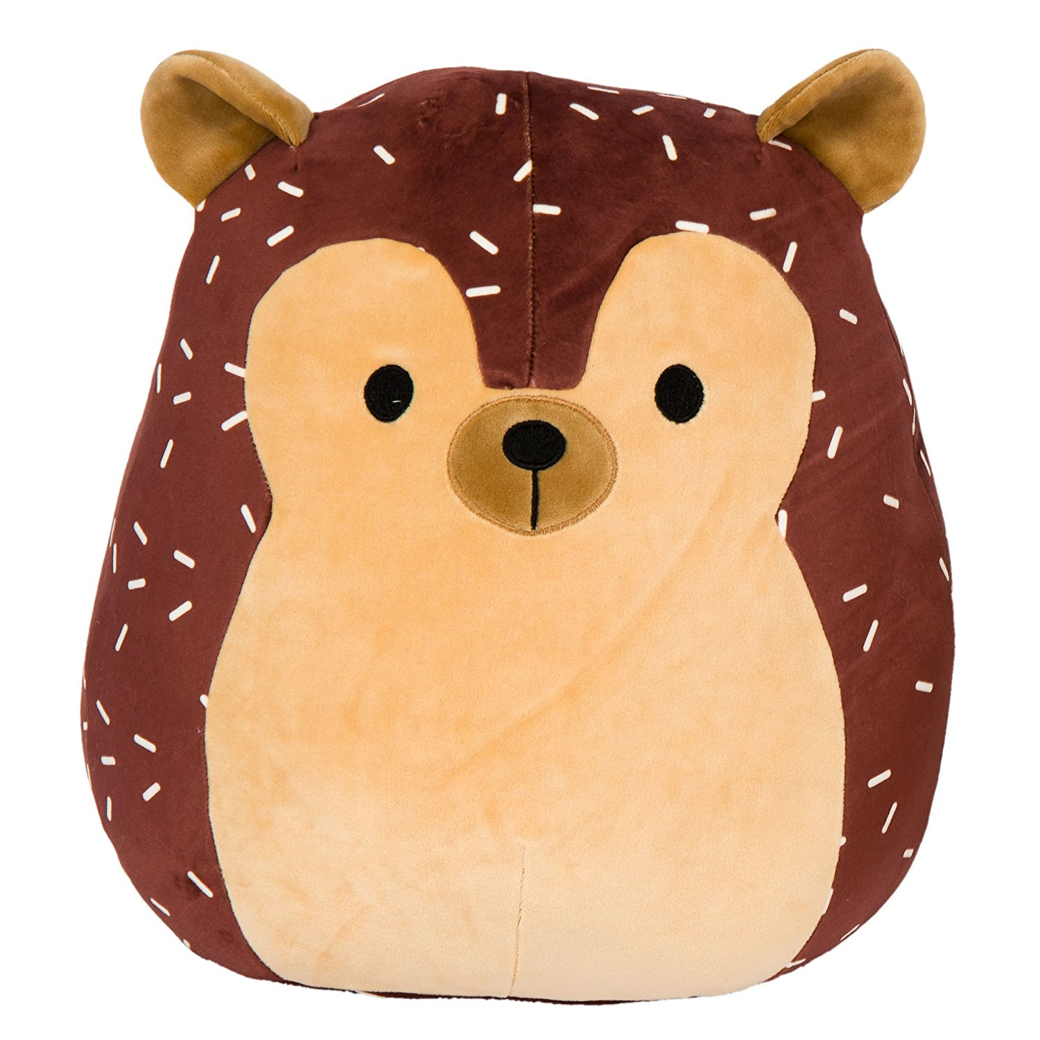 Kellytoy Squishmallow 8 Inch Hans the Hedgehog Super Soft Plush Toy